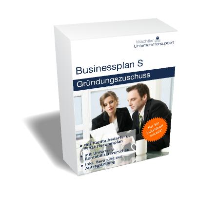 Businessplan für den Gründungszuschuss